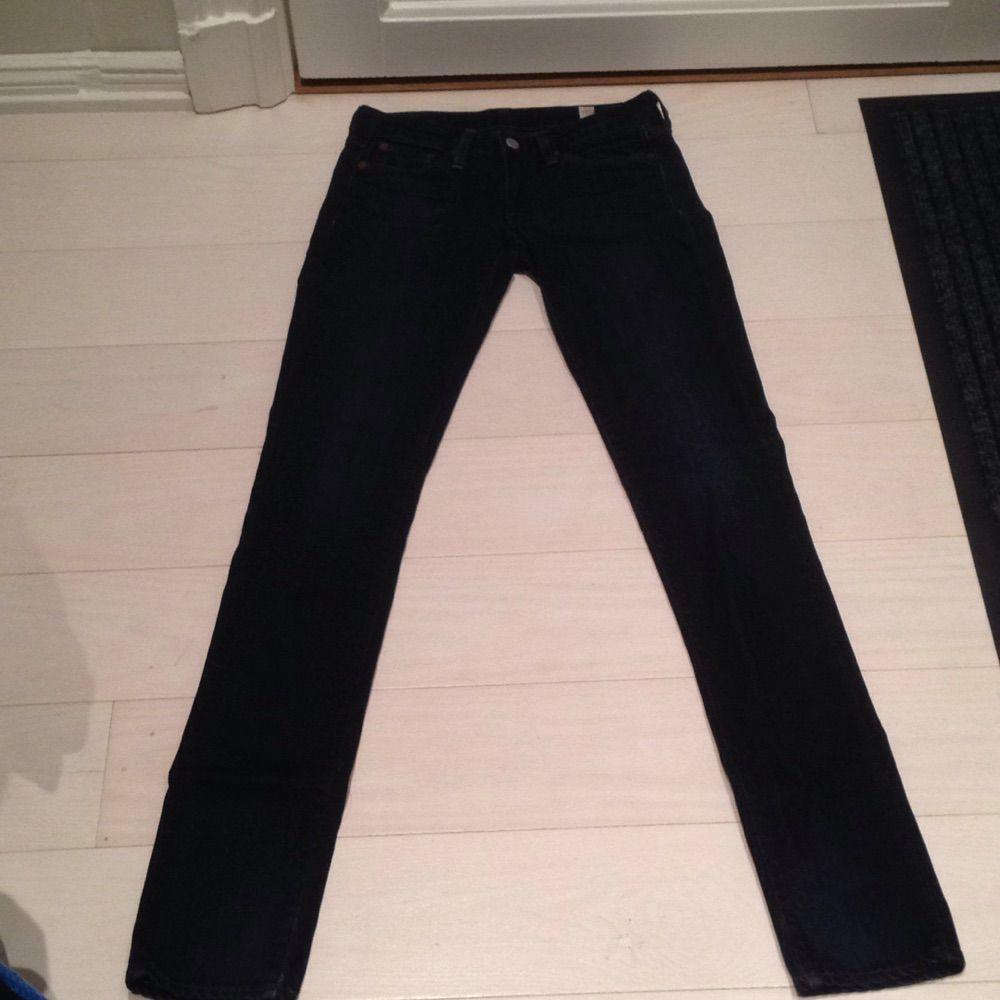 Jeans från Evisu! Långa! Jeans   Byxor - Second Hand 65a5e5d0abae5