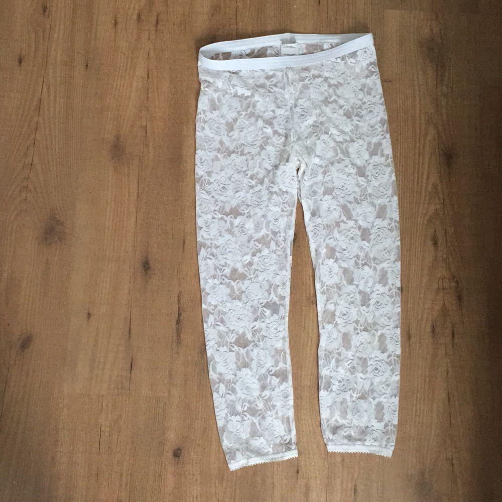 Fina vita 3 4 leggings i spets. Har bara provat de och de är ... ebeaaa141117e