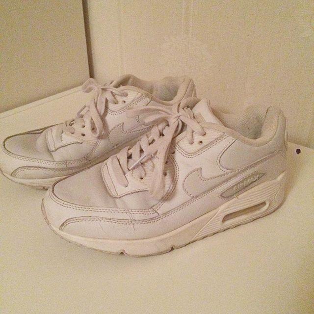 1a65d4637df Nike air max några gånger anv - Skor - Second Hand