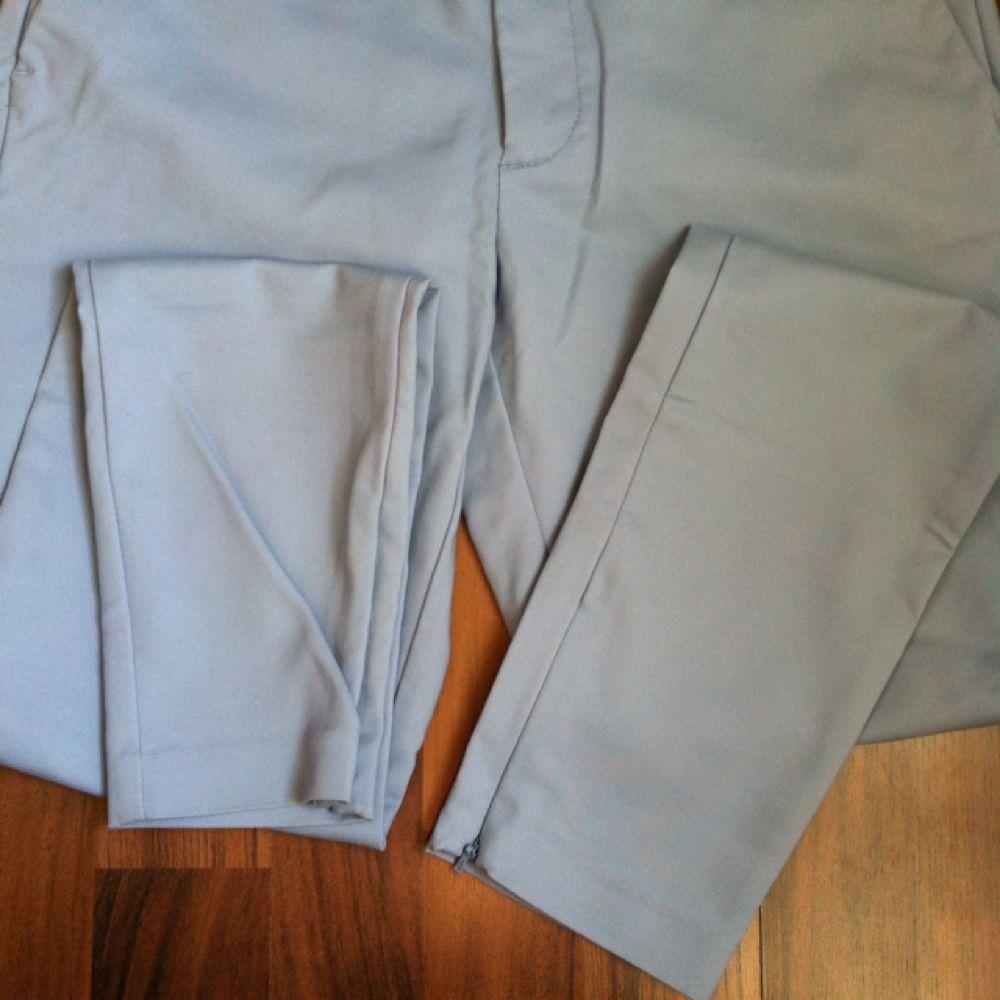 🔹⚪️Vackra kostymbyxor i duvbl - Jeans   Byxor - Second Hand 408c891196b67
