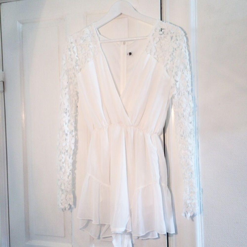 4e1d39339f8a Jumpsuit som ser ut som en klänning från DM retro, helt oanvänd!