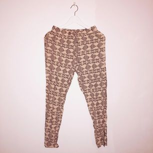 Summer pants, h&m