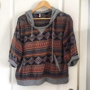 Snygg hoodie