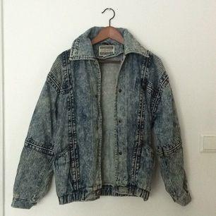 Vintage jeansjacka från Stefano Sportswear.