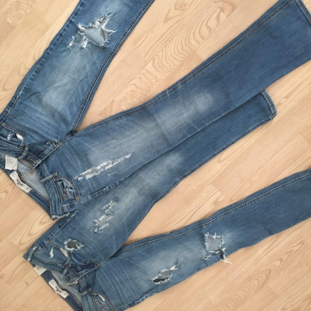 storlek 25 jeans