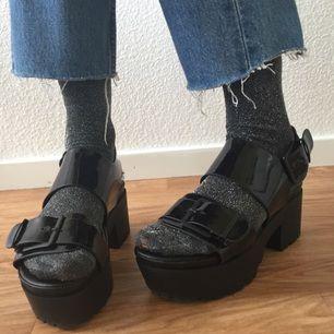 Monki summer sandal  Size 38 Used one summer 3-4 times New price 400kr Now 100kr  (Finns att hämta i Sthlm)