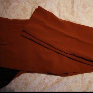Säljer mina byxor från Zara. Endast provad en gång