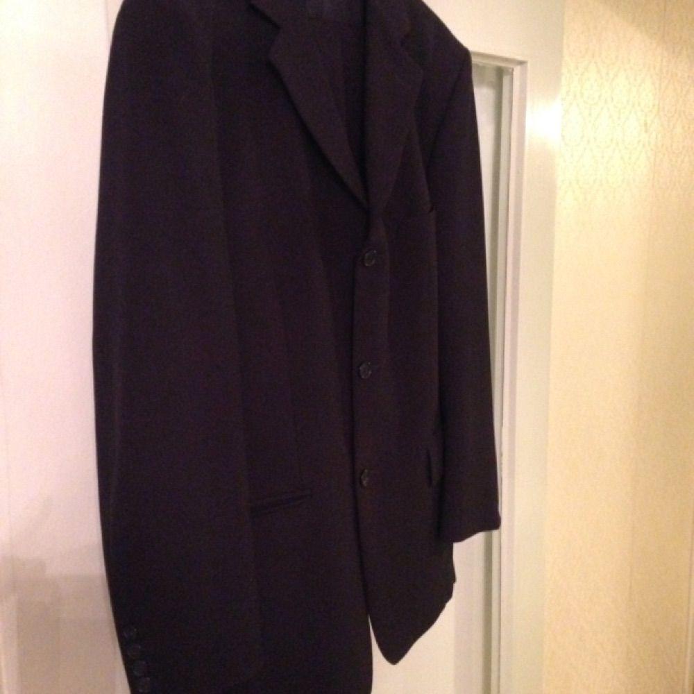 85688db96860 Fin mörk blå kostym byxan med - Klänningar - Second Hand