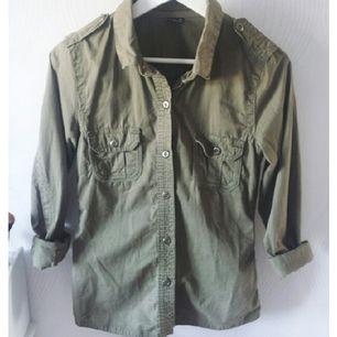 Skjorta/Tunn jacka aldrig använd!