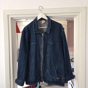 Retro denim jacket
