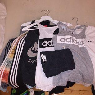 Adidas och Nike kläder!