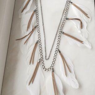 Halsband från Bikbok. Oanvänt. Frakt tillkommer.