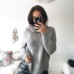 💎 Mysig stickad oversize tröja från Lager157