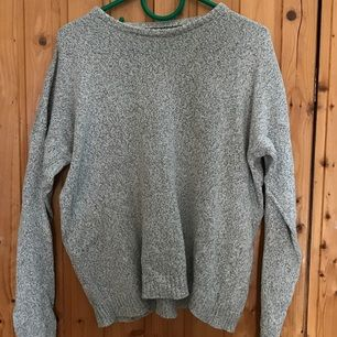 Casual grey sweater. 100% cotton In good condition