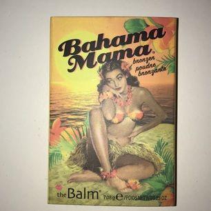 Populär Bahama Mama Bronzer från TheBalm. Endast prövad 2 gånger, som ny!