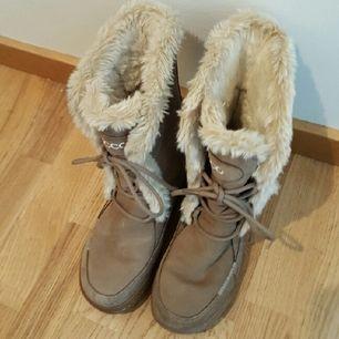 Ecco Siberia vintersko i nubuck