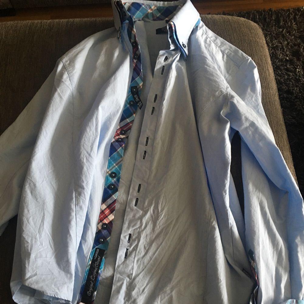 Male chemise. Skjortor.