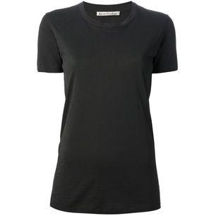 Superfin basic T-shirt från Acne Studios, modell