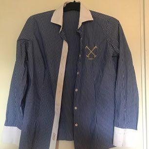US POLO skjorta, använd 1 gång, storlek 40 men sitter som en 38, fräsch