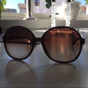 Helt nya glasögon från Gant i rund modell Lätta bågar med skönt ljus