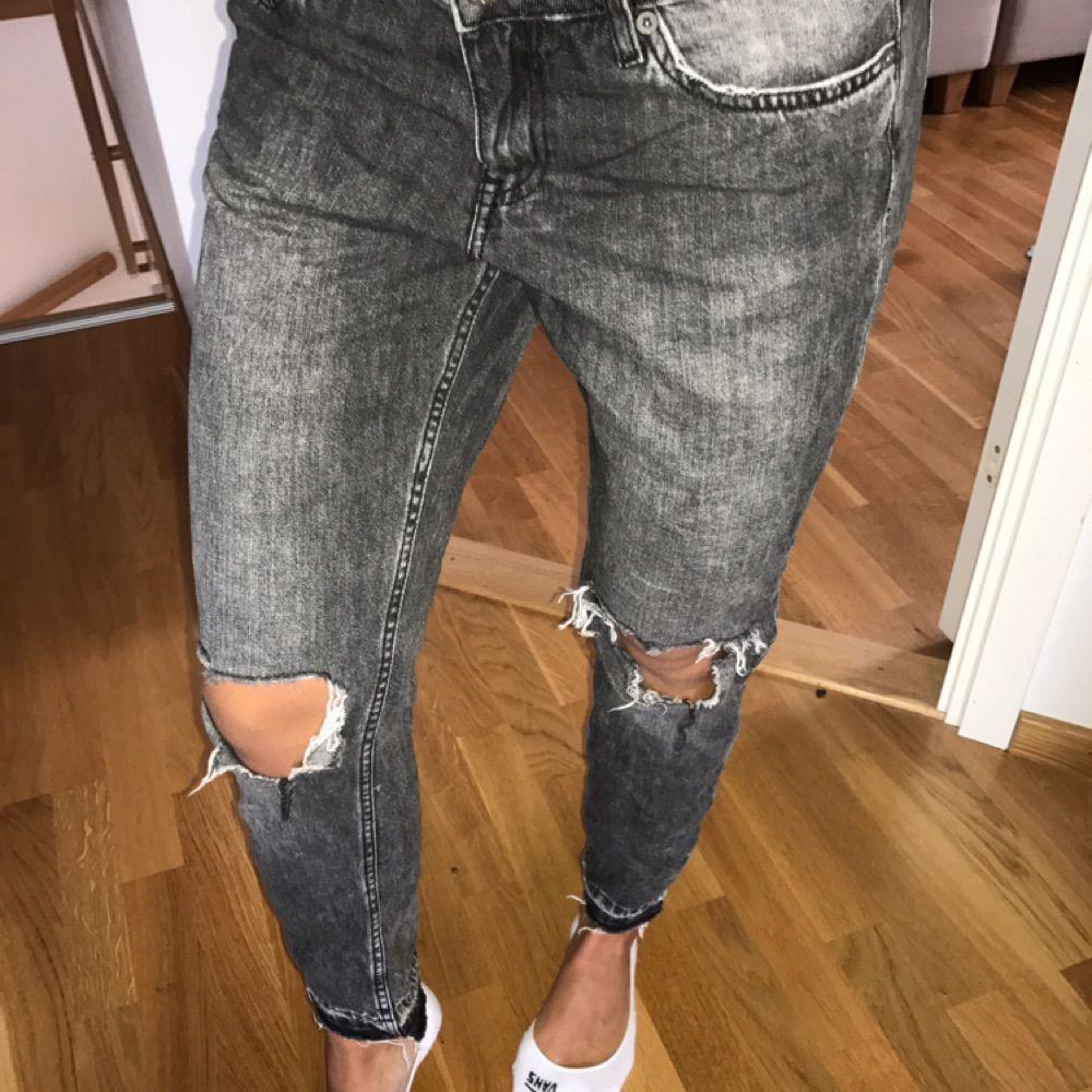 Skitsnygga boyfriend jeans.. Jeans & Byxor.