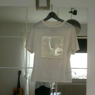T-shirt från back använd en gång, passar xs-l