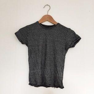 Rutig t-shirt från brandy Melville!