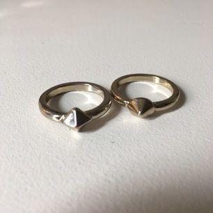 Två ringar