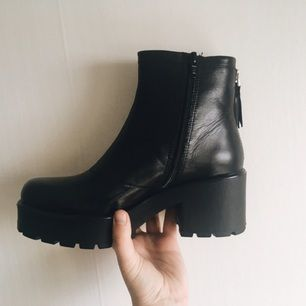 Boots från vagabond, endast provade. Nypris ca 1100