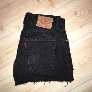 Levi's shorts, vintage