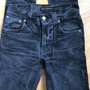 Jättefina jeans från Nudie.  Storlek 27/32