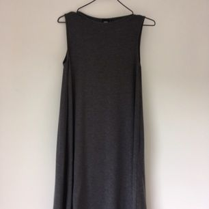 085181b11b14 Storlek small men passar även mig som är en XS. Lindex. S. 75kr · Enkel  mörkgrå klänning från asos. Använd ett fåtal gånger Köparen står för  frakten ✨
