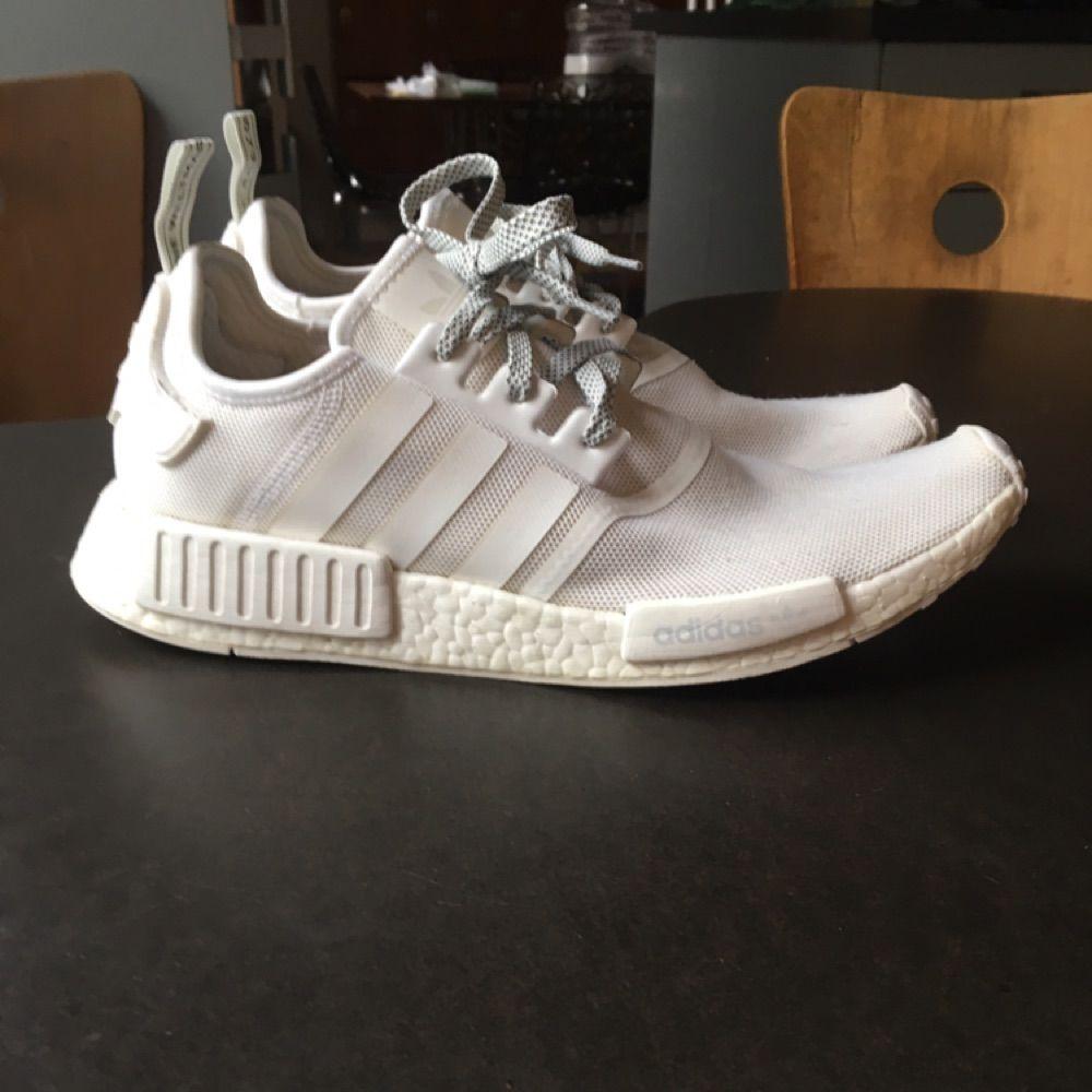 info for e78e4 4fcdc Adidas NMD R1 skor Köpta på Footish Kvitto finns Skorna är nytvättad och i  bra skick ...