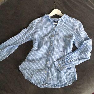 Fin skjorta i Linne. Knappt använd