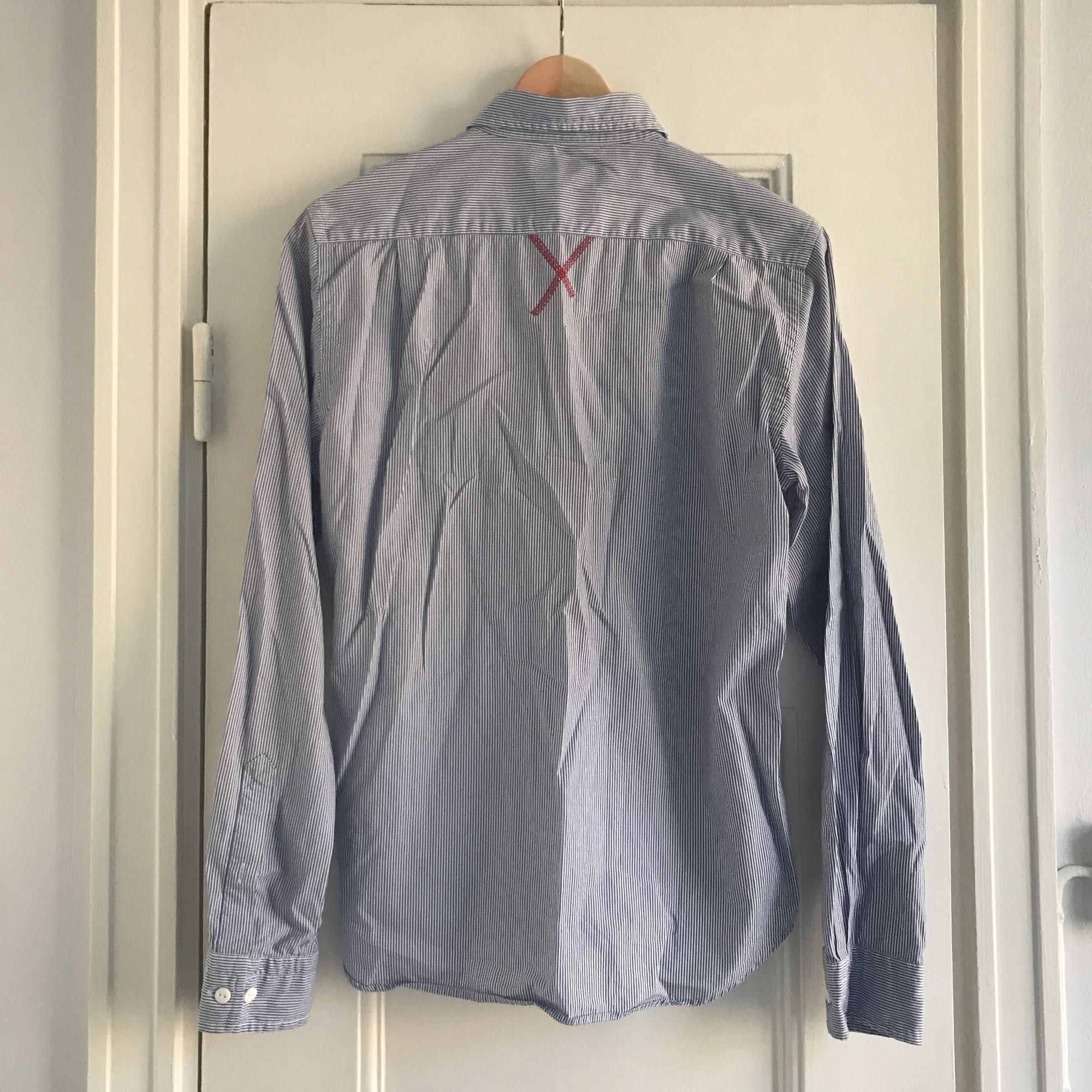 En fräsch skjorta från GANT. Skjortan - Gant Blusar - Second Hand e532e10a668be
