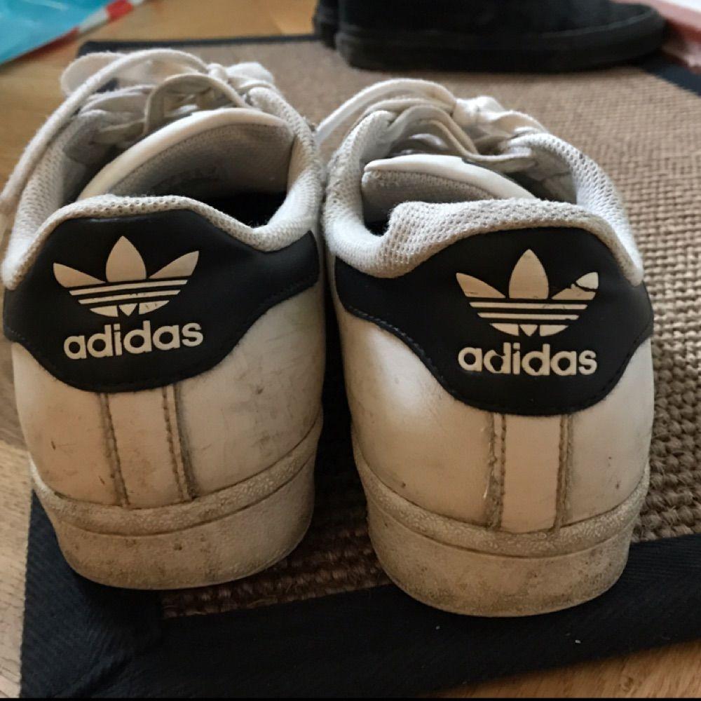 handla bästa grossist den bästa attityden Adidas superstar! Ganska använda - Skor - Second Hand