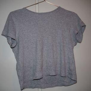 Ribbad skön oanvänd t-shirt