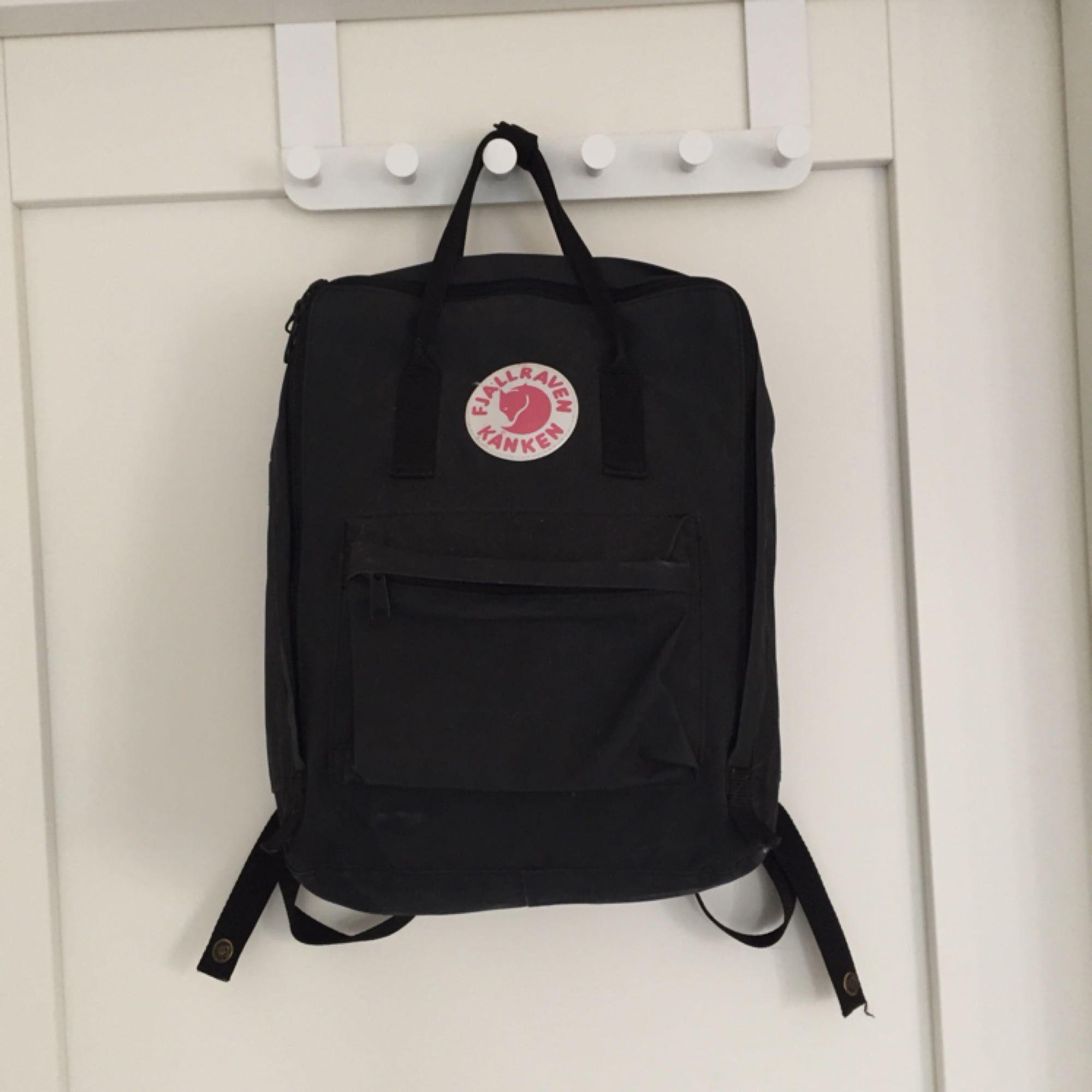 Klassisk kånken ryggsäck i bra - Väskor - Second Hand ee299e003e0b3