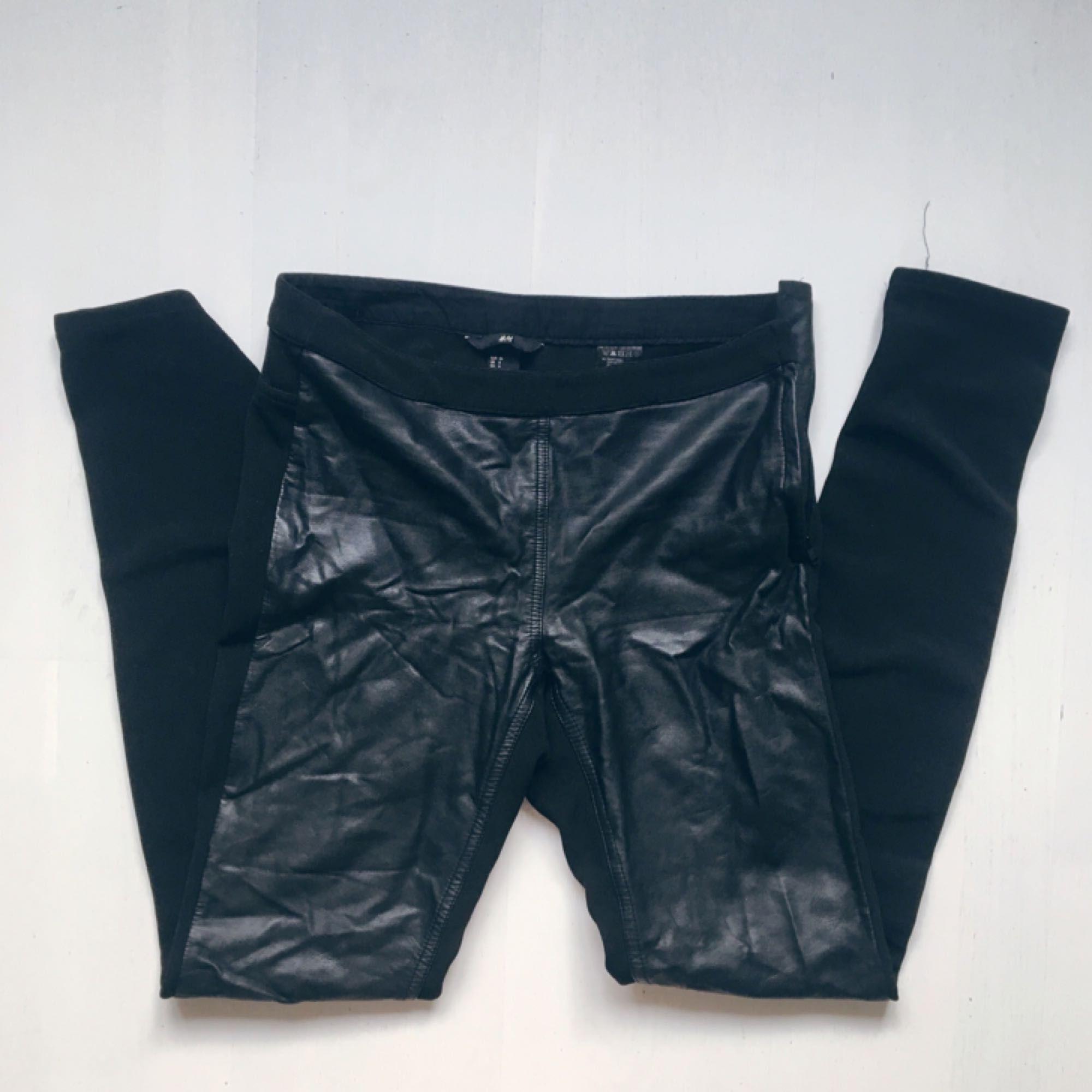 h m leggings h m jeans byxor second hand. Black Bedroom Furniture Sets. Home Design Ideas