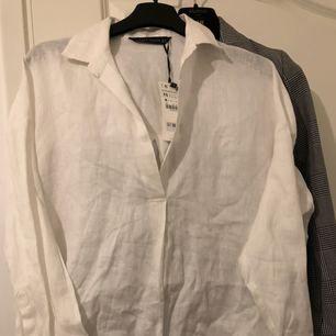 100% linneskjorta från ZARA. Oanvänd med lappen kvar