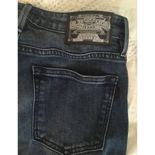 Crocker jeans i modellen Pep! Straight. Nypris 500 kr, köpta på JC. Strl W 26 och L 32. Säljes enbart pga att de är för långa för mig ( jag är 163 cm) och de är helt oanvända! Frakt 63 kr!