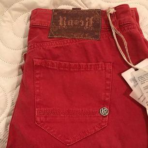 Ra-Re nya jeans light red  Skickar kostar 45kr eller hämta i Majorna Gbg