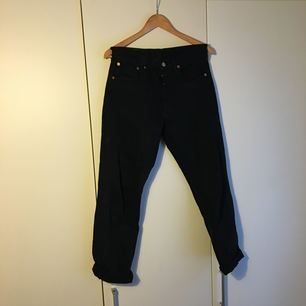 Original, true vintage Levi 501s from the uk. Made in the UK when the Levi's factory existed! In perfect condition, almost unworn. Size 31/32.