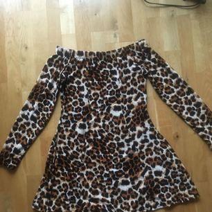 leopardmönster oanvänd   priset kan diskuteras