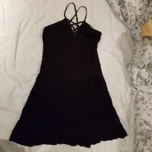 Hekt ny klänning