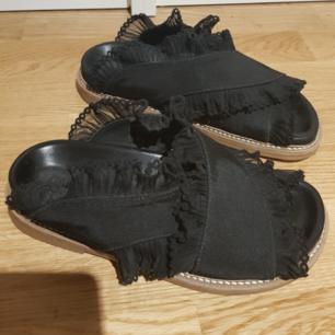 Ganni beth sandaler fr sommar 2017. Som nya.