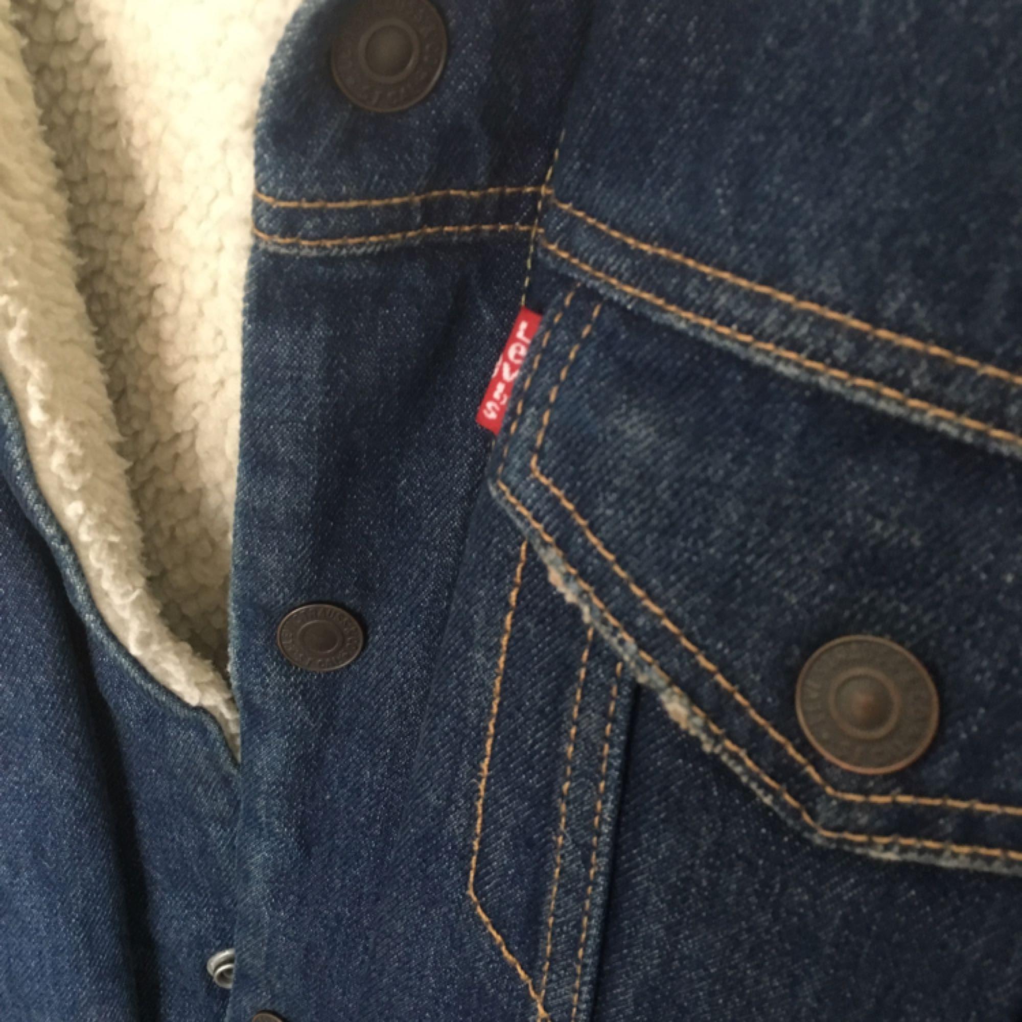 473dc191 Jacket - Levis | Second Hand Jakker fra Levi's i stockholm ...
