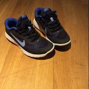 Sparsamt använda Nikeskor
