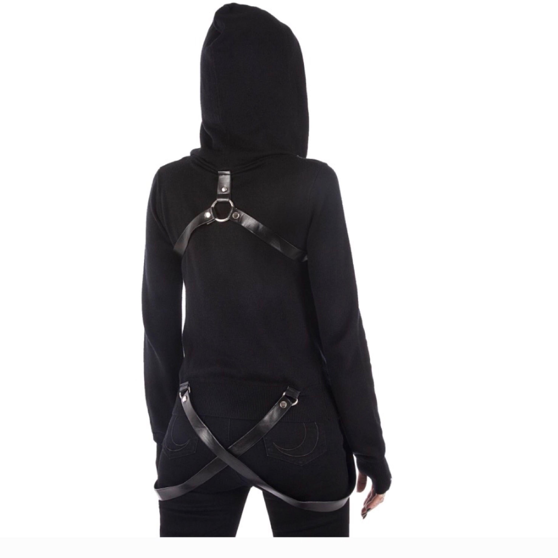 Ny Hoodie från KILLSTAR , liten i stl , endast provad! . Huvtröjor & Träningströjor.