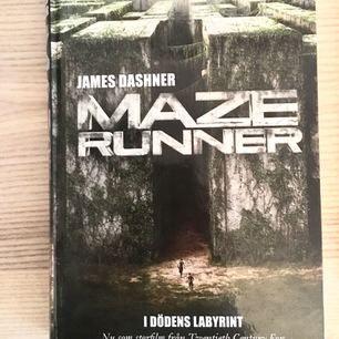 Maze Runner är en spännande bok som passar ungdomar mellan 12-15år